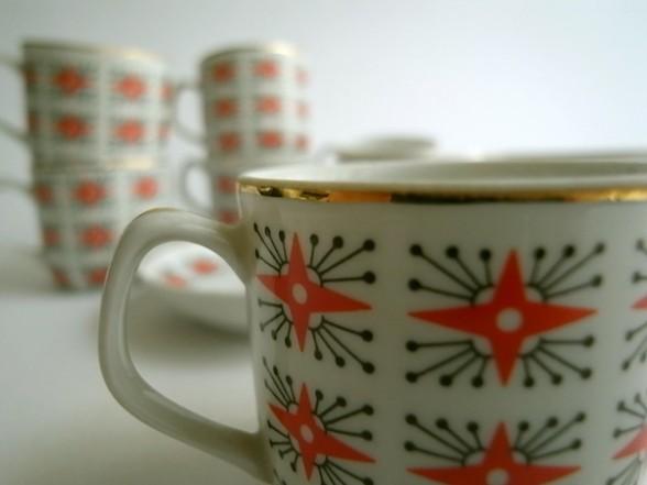 HOLLOHAZA カップ&ソーサー